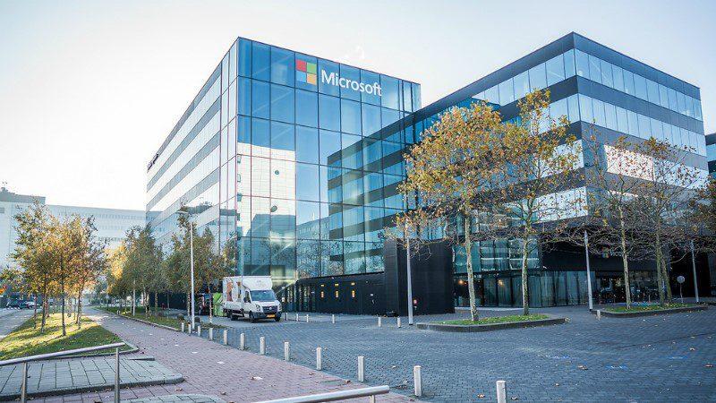 Jeroen Jansen, Partner Success Manager at Microsoft