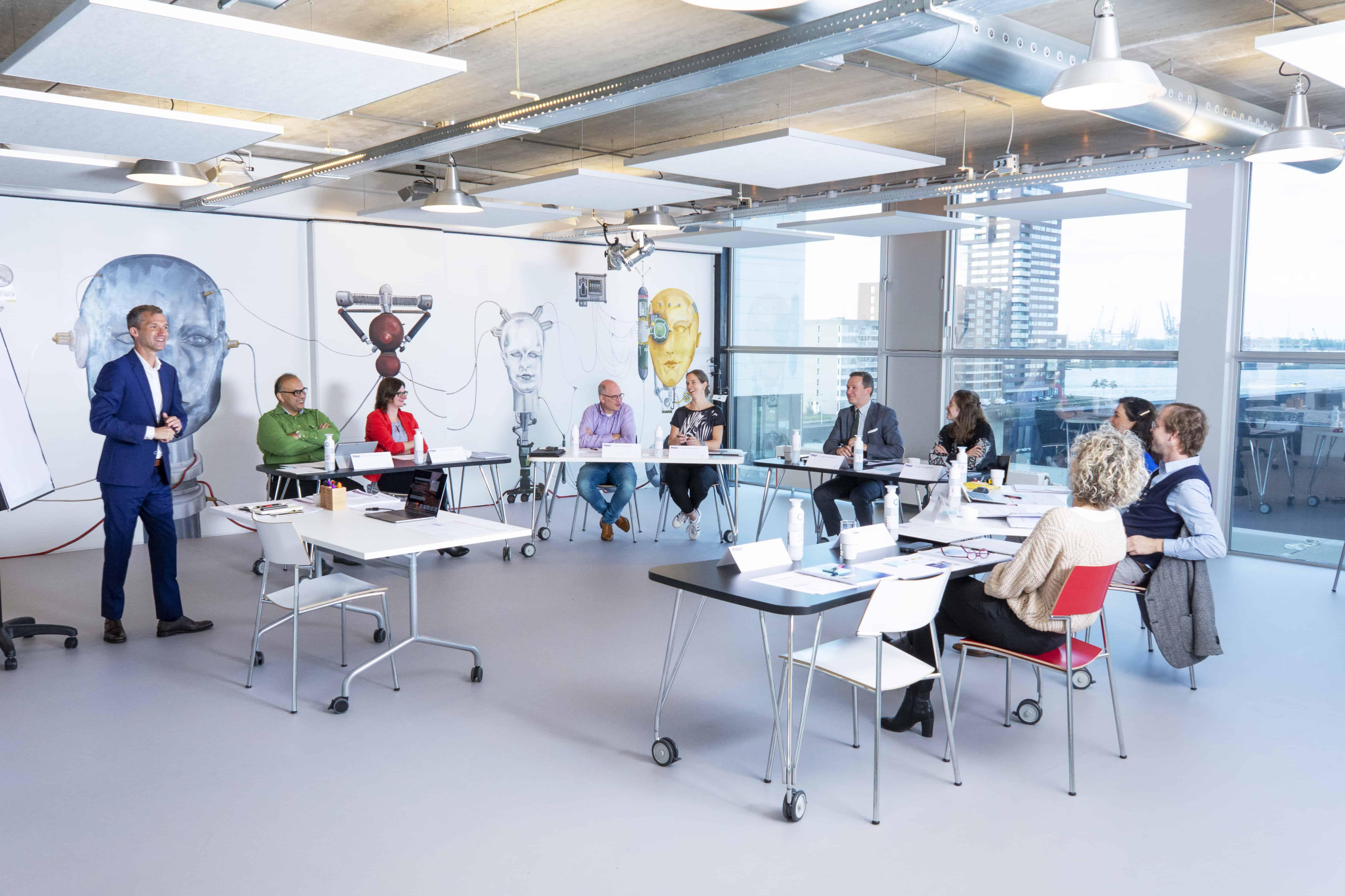 Change Management Employee Orientation